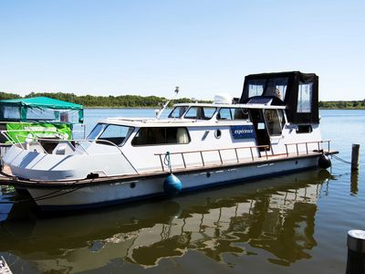 Photo for Houseboat catamaran motor yacht