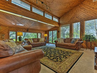 Photo for Spring Creek Retreat on 25 acres w/Mountain Views!