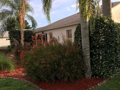 2+ Bedroom 2 BA House on Sandpiper Golf Course. Pool Hot Tub Golf