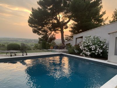 Photo for VILLA WITH POOL WITH PANORAMIC VIEW