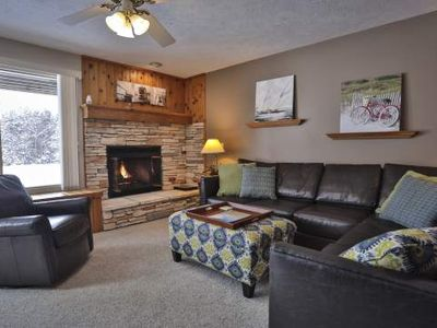 One Bedroom, Spacious Trout Creek Condo #55. On-Site Amenities. Close to Nubs Nob with Free Shuttle
