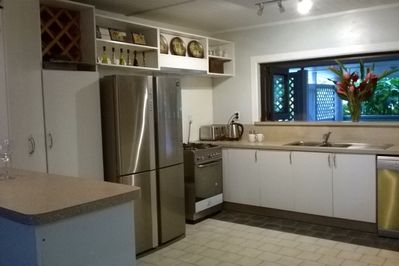 Spacious Kitchen with great appliances