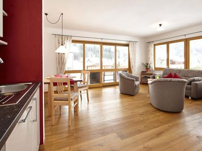 Photo for Apartment Silberdistel (ground floor, 2 bed.) - Holiday Alpinissimo