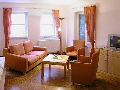 Photo for Holiday apartment at the Lauertor - Altstadt-Ferienhaus
