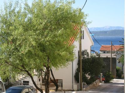 Photo for Apartment in Igrane (Makarska), capacity 2+2