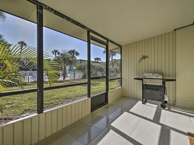 Photo for Ormond Beach Townhome w/ Grill & Shared Pool!
