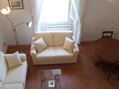 Photo for Bright and comfortable apartment in the heart of historic Naples