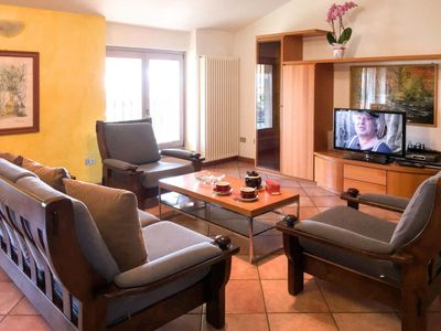 Photo for 2 bedroom Apartment, sleeps 4 in Morbio with WiFi
