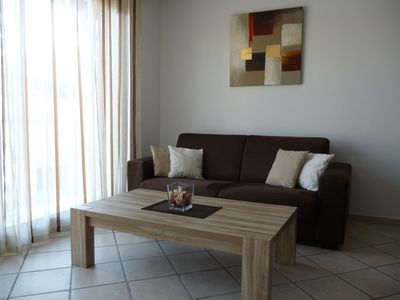 Photo for T3 town center 200m from the beaches, contact: 06. 77. 93. 12. 05
