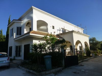 Photo for Beautiful 4 bedroom  villa near Bichmezzine