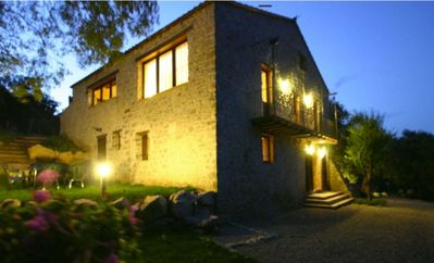 "Photo for Fantastic rural house ""El Bosqueró"""