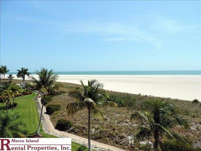 Photo for South Seas T1 411: Beautiful Updated Beachfront end unit in South Seas
