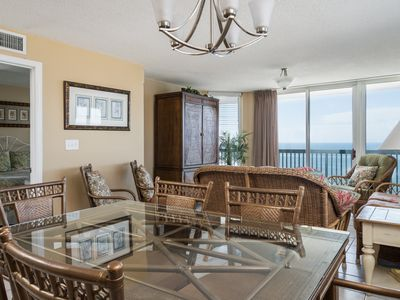 Photo for Ashworth - 1601 Large 4 Bedroom Oceanfront Condo in North Myrtle Beach!
