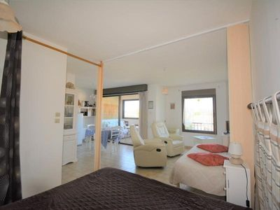 Photo for Apartment Ruoms, 1 room, 3 persons
