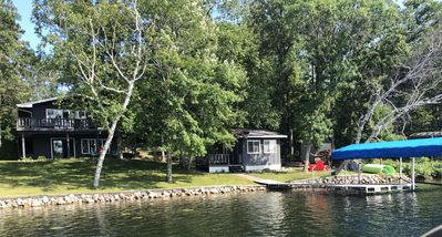 Photo for Lake Ossawinnamakee - Family Get-away!