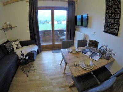 Photo for Apartment 1 / apartment, shower, toilet, 1 bed room - Apartment Zeber