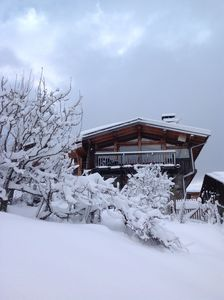 Superbe Chalet 10 pers, vue panoramique