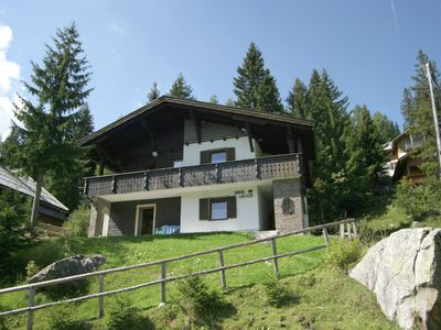 Photo for Holiday house in pleasant area in Nassfeld with delightful views ofthe mountains