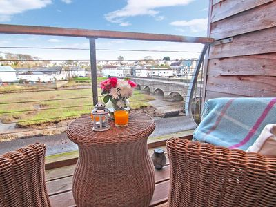 Photo for RIVER CAMEL VIEW, family friendly in Wadebridge, Ref 960097