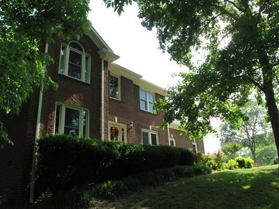 Photo for Franklin Suburban Home with Country Feel   Centrally Located