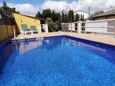 Photo for Ideal house for families with pool and playground