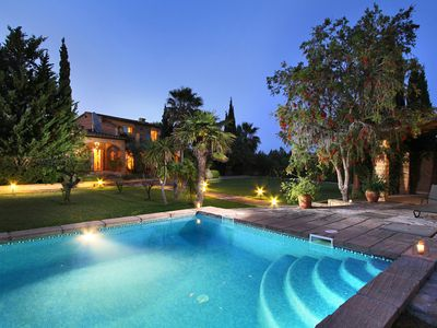 Photo for 4BR Villa Vacation Rental in Selva, Illes Balears