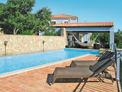 Photo for This 4-bedroom villa for up to 8 guests is located in Sao Bras De Alportel and has a private swimmin