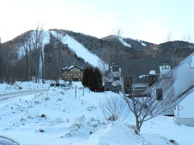 Photo for Ski-on Ski-Off Killington Condo at Sunrise High Speed Internet