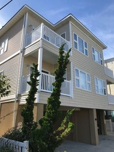 Photo for NEWLY UPDATED Beach Block W/ Private Rooftop Deck Fireworks Show And Ocean View!