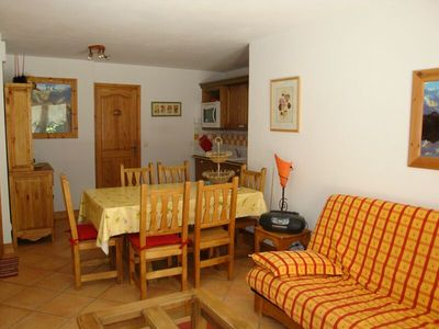 Photo for Pralognan- Les Alpages - 3 rooms - 6 pers.