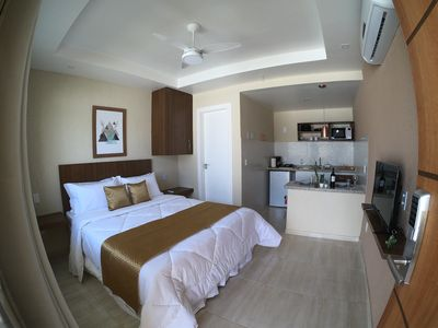 Photo for Comfortable Suite with Full Kitchen in Búzios 03