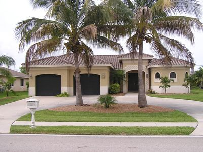 Photo for Executive 3 Bedroom Vacation Home With Heated Pool In Southwest Cape Coral