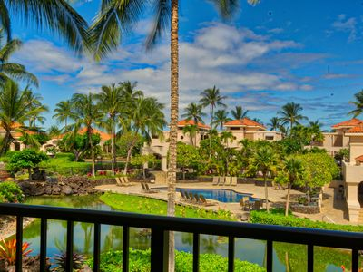 Photo for Walk to Beach and Shops - Shores 213 - Large Lanai and Resort Views