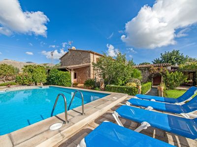 Photo for Can Bandera - Villa for 6 people in Pollensa / Pollença