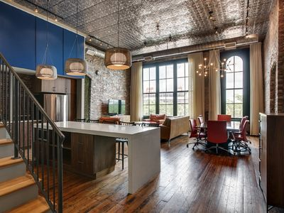 Photo for Riverview Loft-2nd Ave steps from Broadway- DOWNTOWN NASHVILLE