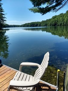 Photo for Escape to Quiet Fern Lake, 15 Minutes from Middlebury