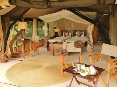 Mapito Tented Camp - In Serengeti National Park