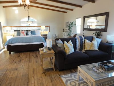 Photo for Luxurious Leucadia Studio, With Cal- King Bed, Close To Beach!
