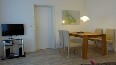 Photo for 2bdrms apartment - Ahlbeck, lock Hohenzollern_2Zi. - New building, close to the beach