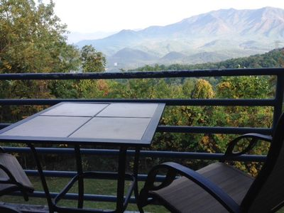 Photo for Affordable Mountain Views!!! 2BR2BA unit with 2 balconies, Sleeps 6, Pools & Spa