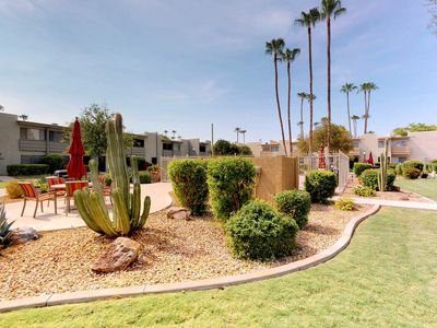 Photo for NEW LISTING! Cozy condo w/ a shared pool - near the Scottsdale Fashion Square!