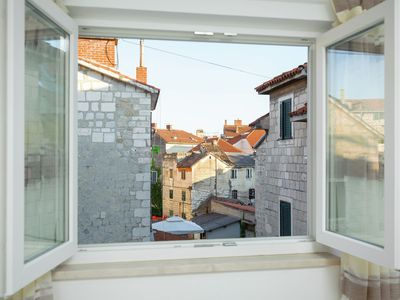 Photo for Luxury studio apartment in the heart of Split with flat-screen TV, airco and wifi