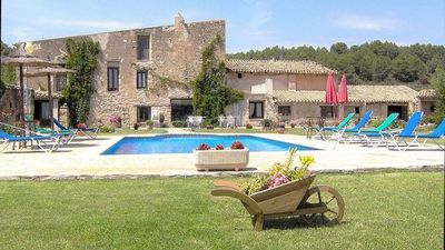 Photo for 5 bedroom Villa, sleeps 11 in Arnes with Pool and WiFi
