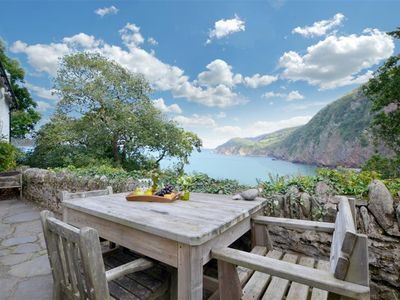 Photo for Woody Bay Cottage - Five Bedroom House, Sleeps 8
