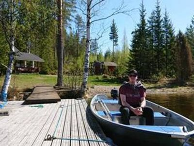 Photo for Vacation home Savenaho in Heinävesi - 4 persons, 2 bedrooms