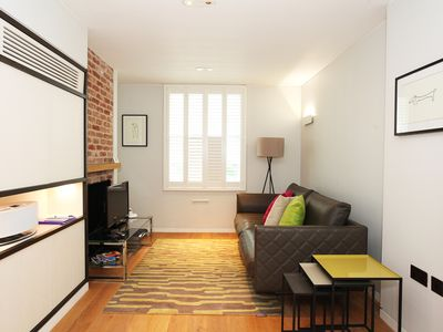 Photo for Superior One bedroom St Christopher's Place D