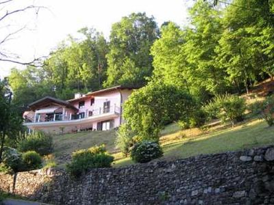 Photo for Detached house on the shores of Lake Orta ideal for families