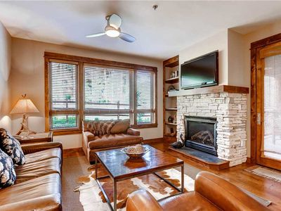 Photo for Luxury condo w/ outdoor pool & hot tub, close to hiking & biking trails