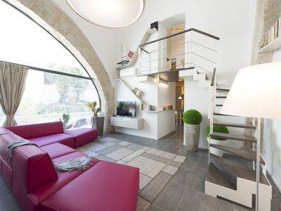 Photo for Luxury Gattopardo Loft by LAGO Design