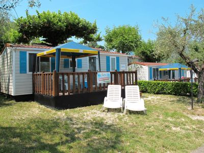 Photo for Vacation home Camping Eden (SFB500) in San Felice del Benaco - 6 persons, 2 bedrooms